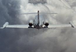 Lear Jet 35mm Sample